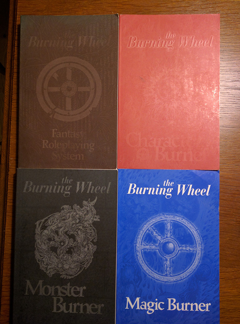 burning wheel pdf